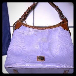 Dooney & Bourke bag, lovely lilac color 🤩